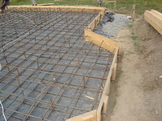 бетонирование площадок цена