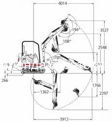 Схема Bobcat 320