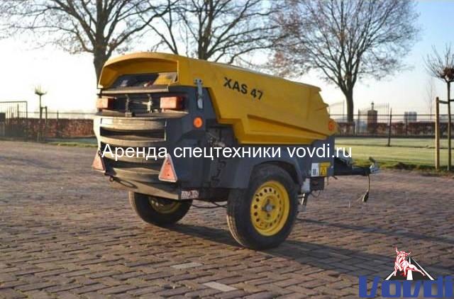 Компрессор XAS 47