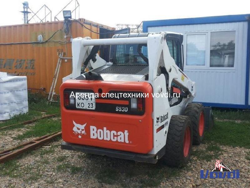 Мини погрузчик Bobcat S530
