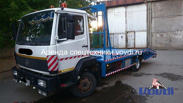 Эвакуатор Mercedes-Benz 5 тонн