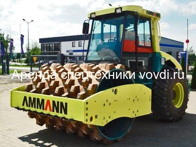 Грунтовый каток AMMANN 14 тонн