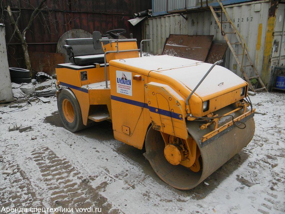 Дорожный каток Sumitomo HW41VW 4 тонны