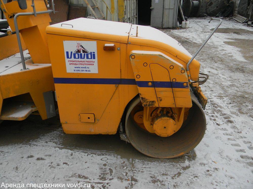 Каток Sumitomo HW41VW 4 тонны