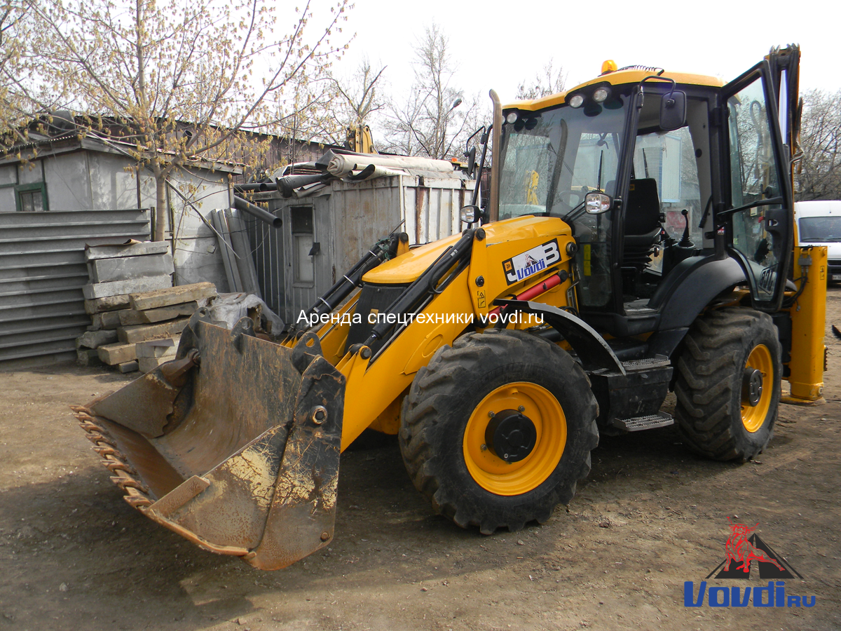 Трактор экскаватор JCB 3CX SUPER