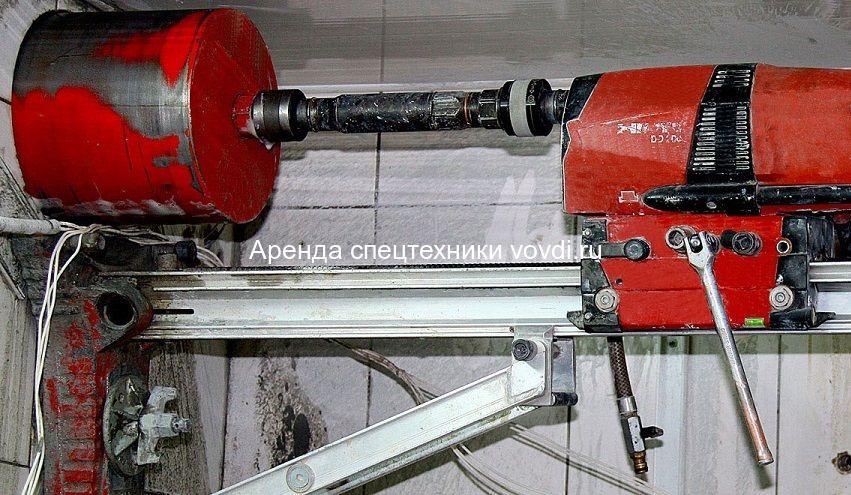 Алмазная коронка 172-202 мм
